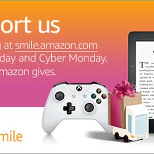 AmazonSmile promotional image